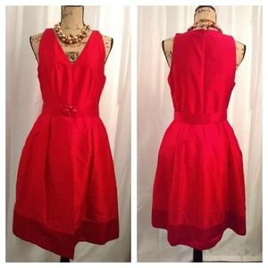 Dresses & Skirts - Kay  Unger New York Sz 8 red  cocktail dress